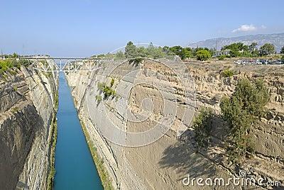 Strait of Corinth