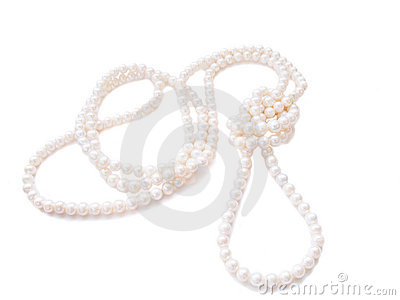 Strand of pearl