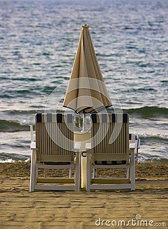 Stranden chairs två