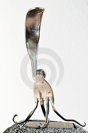 Strange fork