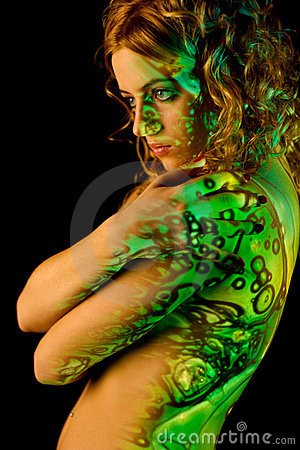Free Strange Girl Stock Images - 4798374