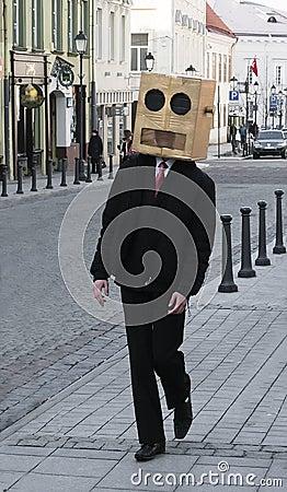 Strange passer