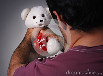 Strangling doll