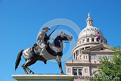 Strażnik, Texas