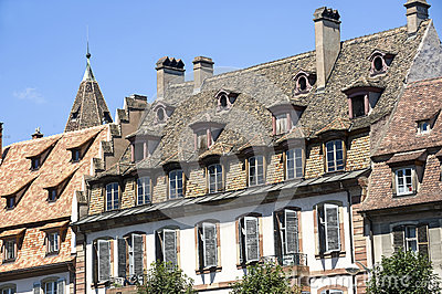 Strasbourg - Ancient houses