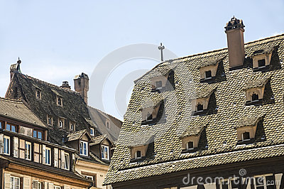 Strasbourg - Ancient houses
