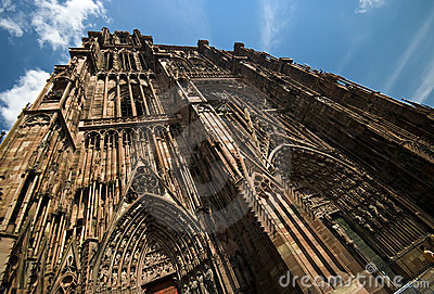 Strasbourg cathedral