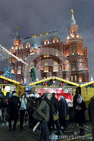 Strasbourg fair Editorial Image