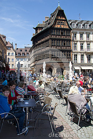 Strasbourg, France Editorial Stock Image