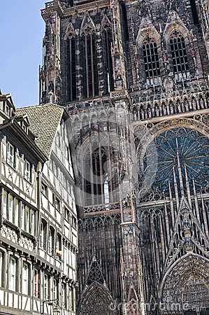 Strasbourg - The gothic cathedral