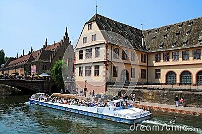 Strasbourg Editorial Stock Image