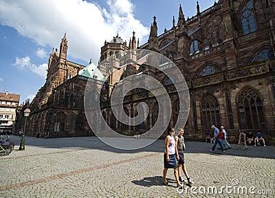 Strasbourg Notre Dame