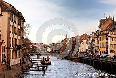 Strasbourg old city part