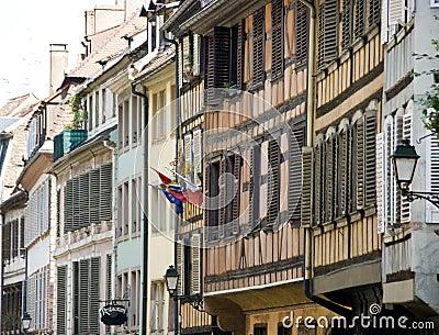 Strasbourg old houses