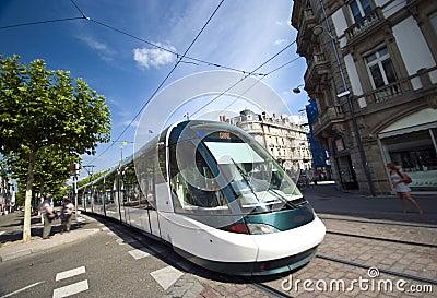 Strasbourg train