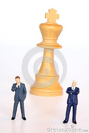 Strategic business decision