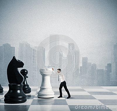 Free Strategy And Tactics In Business Royalty Free Stock Photography - 36602227
