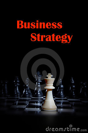 Free Strategy Chess Game Stock Images - 21840204