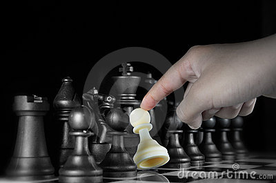 Strategy Chess Game