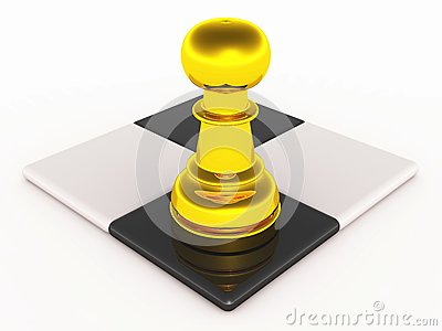 Strategy of chess game