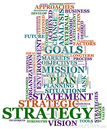 Strategy tags