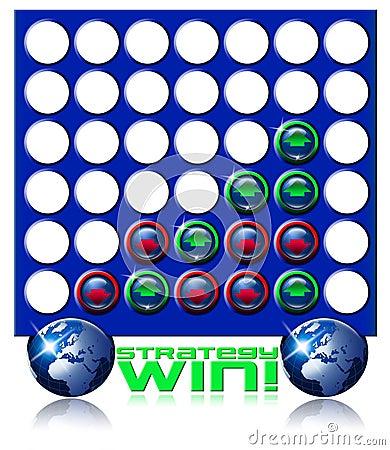 Strategy win!