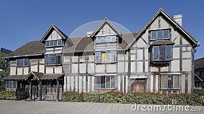 Stratford em cima de avon Warwickshire Inglaterra