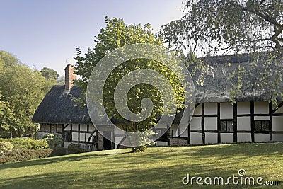 Stratford sur avon le Warwickshire Angleterre