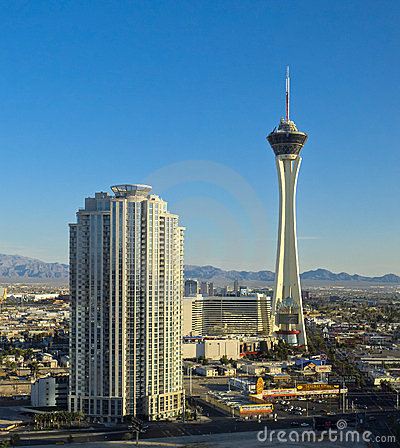 Stratosphere Editorial Image