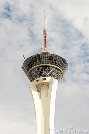 Stratosphere Editorial Stock Photo
