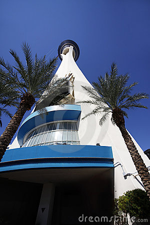 Stratosphere hotel tower Editorial Stock Image
