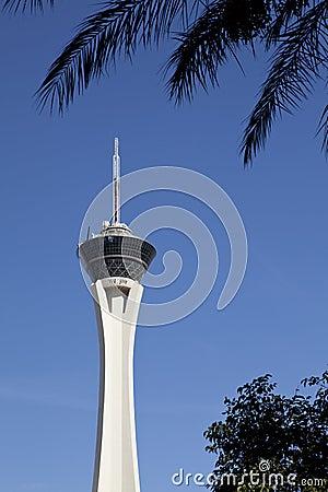 Stratosphere, Las Vegas Editorial Stock Image