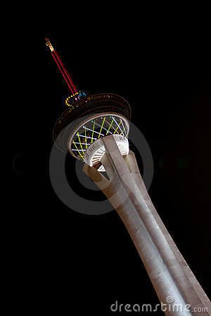 Stratosphere, Las Vegas Editorial Photo