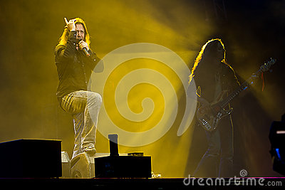 Stratovarius Editorial Stock Image
