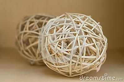 Straw ball