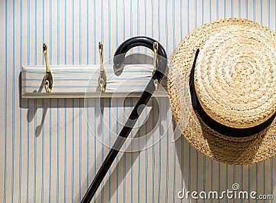 Straw Boater Scene (2)