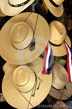 Free Straw Hat Stock Photography - 49812922