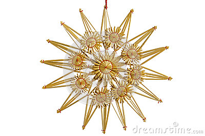 Straw star