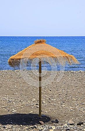 Straw Sunshade