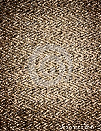 Straw weave pattern