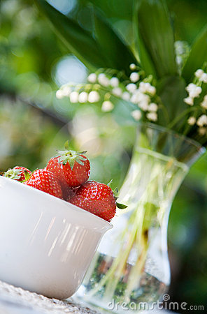 Free Strawberries Royalty Free Stock Images - 2531739