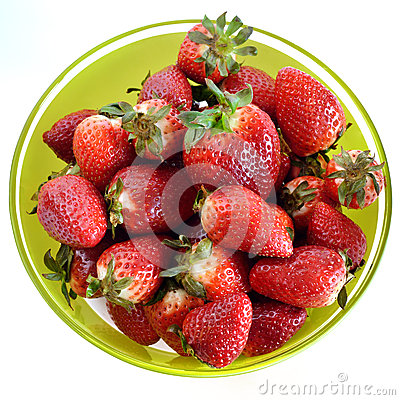 Free Strawberries Royalty Free Stock Image - 40193766