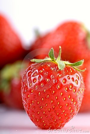 Free Strawberry Royalty Free Stock Photography - 2568497