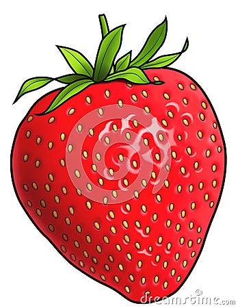 Strawberry Royalty Free Stock Photo Image 8532385