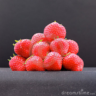 Strawberry close-up 01
