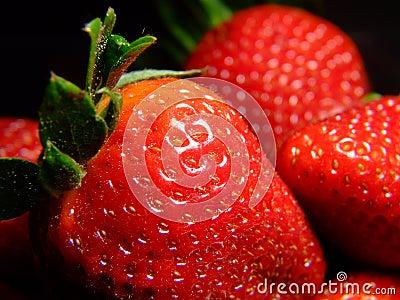 Strawberry Close Up 3