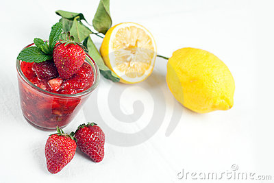 Strawberry Cup
