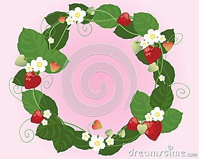 Strawberry design