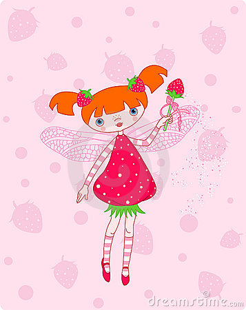 Strawberry fairy