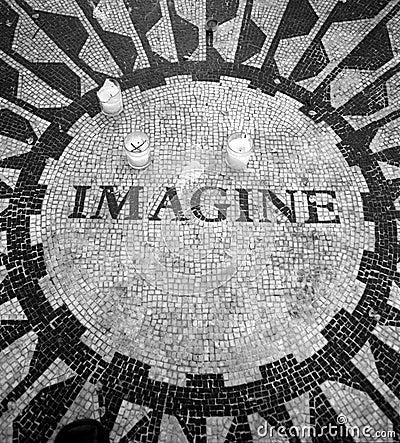 Free Strawberry Fields Mosaic Royalty Free Stock Image - 488606